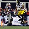 Steelers Patriots Football