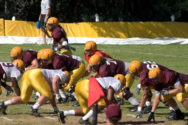 ASU @ Camp Tontozona - 8/19/2005 Scrimmage