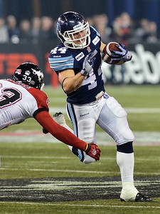 100th Grey Cup, Toronto Argonauts vs Calgary Stampeders