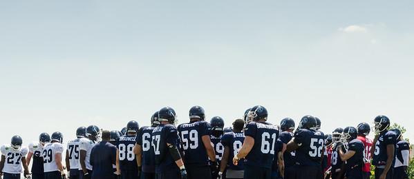 Toronto Argonauts Practice