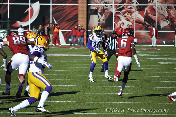 Ark vs LSU 2012