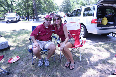 Arkansas Tailgating 2013