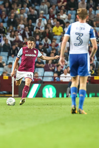2017 Football League Cup Second Round Aston Villa v Wigan Aug 22nd