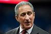 Dec 22, 2012; Detroit, MI, USA; Atlanta Falcons owner Arthur Blank before the game against the Detroit Lions at Ford Field. Mandatory Credit: Tim Fuller-USA TODAY Sports