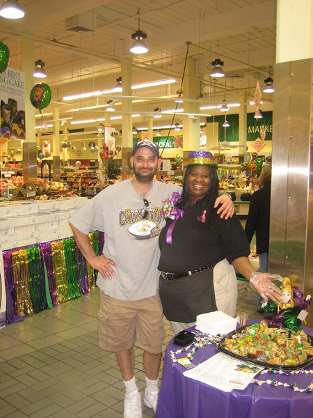 Jan 6 is All King's Day - and so the king cakes are out!