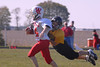 2009 Football<br /> Little Gridiron<br /> game played at <br /> Battleground Middle School