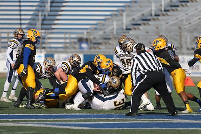 Bethpage vs Lawrence Football - Nassau III Semis | Credit: Chris Bergmann Photography