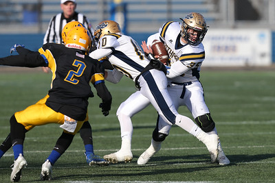 Bethpage vs Lawrence Football - Nassau III Semis   Credit: Chris Bergmann Photography