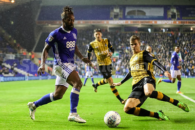 2017 EFL Championship Birmingham v Sheff Wed Sep 27th