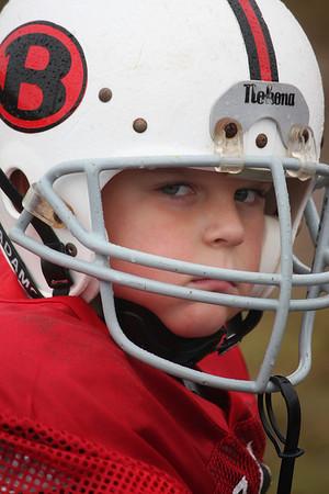 Bowdon Football 10-31-2009