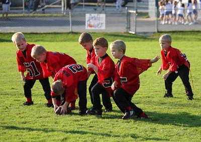 Bowdon Football 9-28-09
