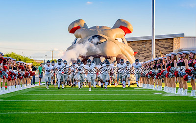 Bowie Football 2018