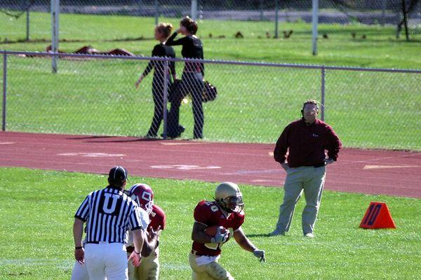 Bridgewater College Football Homecoming 20051015