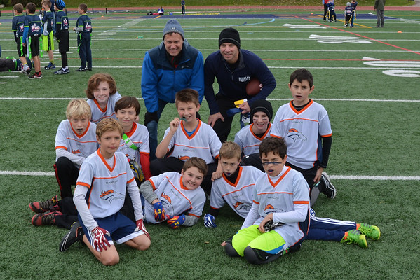 Broncos Flag Football Bowl games