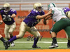 Christian Brothers Academy (SU) v. Mansfield (Mass.) 9-9-11 : Kickoff Classic football game between the Christian Brothers Academy Syracuse and Mansfield Hornets (Mass) at the Carrier Dome in Syracuse, NY.