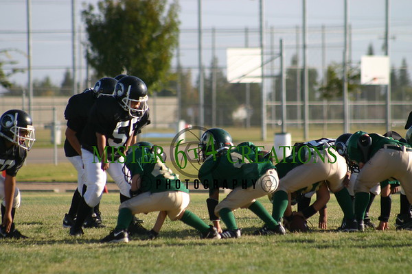 CENTRAL UNIFIED YOUTH FOOTBALL 10/08/05