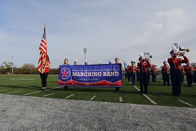 Calhoun vs MacArthur Football Nassau Conf II Quarterfinals   Credit: Chris Bergmann Photography