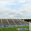 Aug 5, 2012; Canton, OH, USA; A general view of Fawcett Stadium before the preseason game between the New Orleans Saints and the Arizona Cardinals. Mandatory Credit: Tim Fuller-US PRESSWIRE