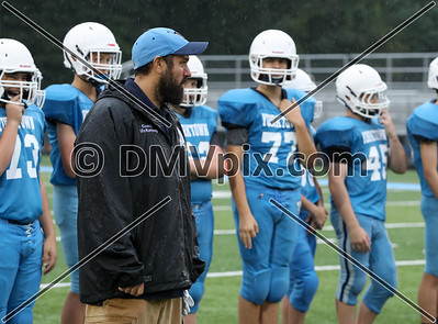 Chantilly @ Yorktown Freshman Football (27 Sep 2018)