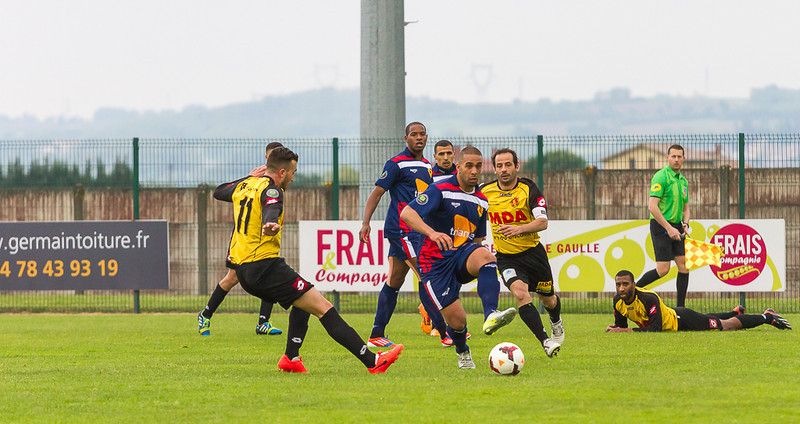 Championnat de France Amateurs: MDA Chasselay-Lyon Duchère AS