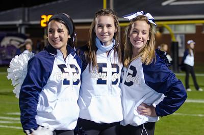 Cheerleaders BHS Vs. Ridgeview