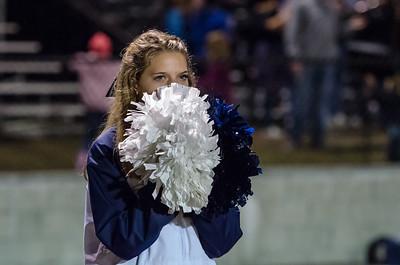 Cheerleaders BHS vs Beaufort