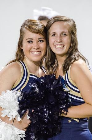 Cheerleaders BHS vs. Lancaster