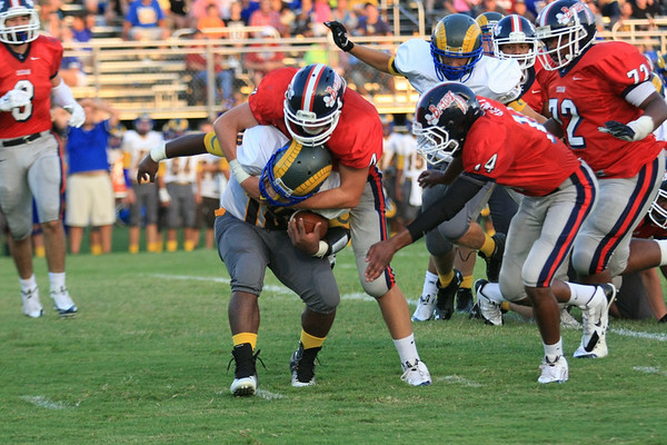 Chesterfield at Cheraw 8/22/14
