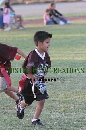 Clark Flag Football - September 27, 2006
