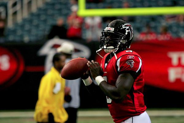 Cleveland Browns vs The Atlanta Falcons