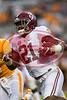 NCAA Football 2016: Alabama vs Tennessee OCT 15