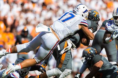 NCAA Football 2016: Florida vs Tennessee SEP 24