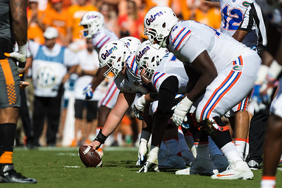 NCAA Football 2016: Florida vs Tennessee SEP 24