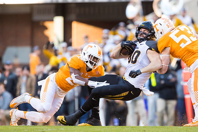NCAA Football 2016: Missouri vs Tennessee NOV 19