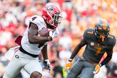 NCAA Football 2017: Georgia vs Tennessee SEP 30