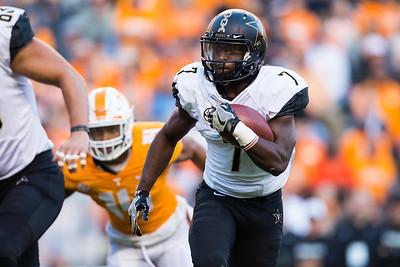 NCAA Football 2017: Vanderbilt vs Tennessee NOV 25