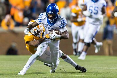 NCAA Football 2018: Kentucky vs Tennessee NOV 10