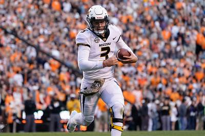 NCAA Football 2018: Missouri vs Tennessee NOV 17