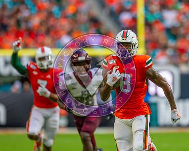 Bethune-Cookman vs University of Miami at Hard Rock Stadium Sep. 14, 2019 4pm kickoff