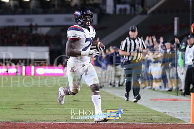 NCAA Football 2017: Arizona vs USC NOV 04