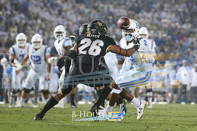 NCAA Football 2017: Colorado vs UCLA SEP 30