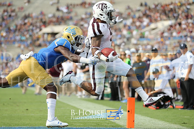 NCAA Football 2017: Texas A&M vs UCLA SEP 03