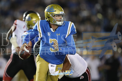 NCAA Football 2018: Utah vs UCLA OCT 26