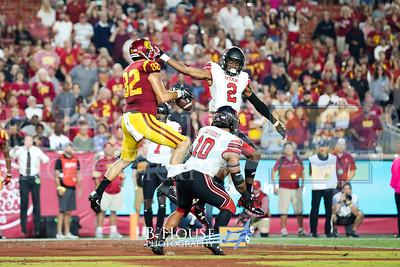 NCAA Football 2017: Utah vs USC OCT 14