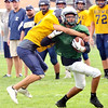 0813 football scrimmage 2