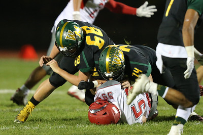 Connetquot vs Ward Melville Football Suffolk D-I Quarterfinals | Copyright: Chris Bergmann Photography