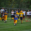 Brandon runs it in for a touchdown.