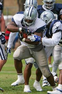 Cowboys Training Camp (30 Jul 2006)
