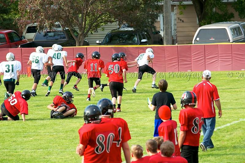Jr High Football 74