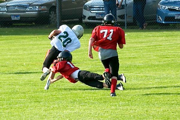 Jr High Football 22